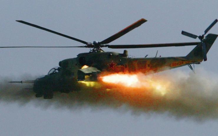 """Русские """"Аллигаторы"""" и """"Ночные охотники"""" прокладывают путь сирийскому спецназу"""