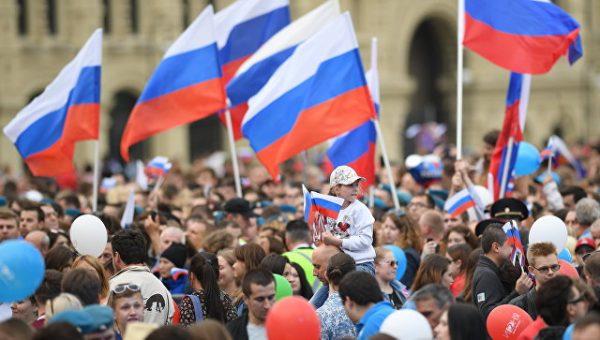 Русских пора пустить в Россию