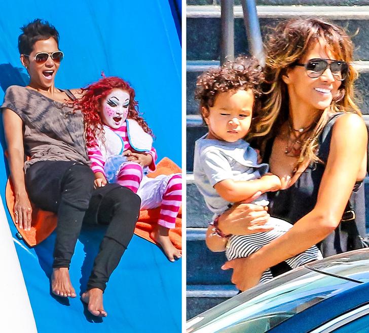 Вдохновляющие примеры — знаменитости, которые не побоялись впервые стать мамами после 40