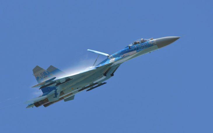 Су-27 перехватил шведский самолёт-разведчик: почему активизировались шпионы