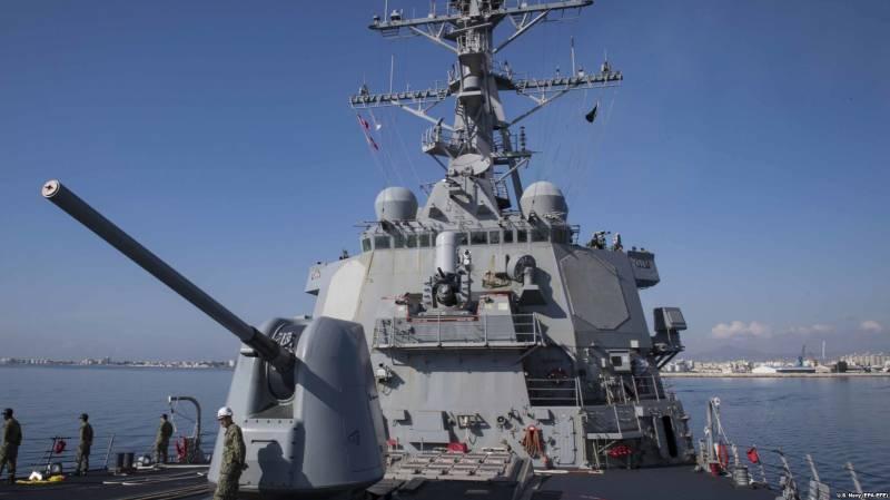 Грядущий удар США в Сирии и возможный ответ России