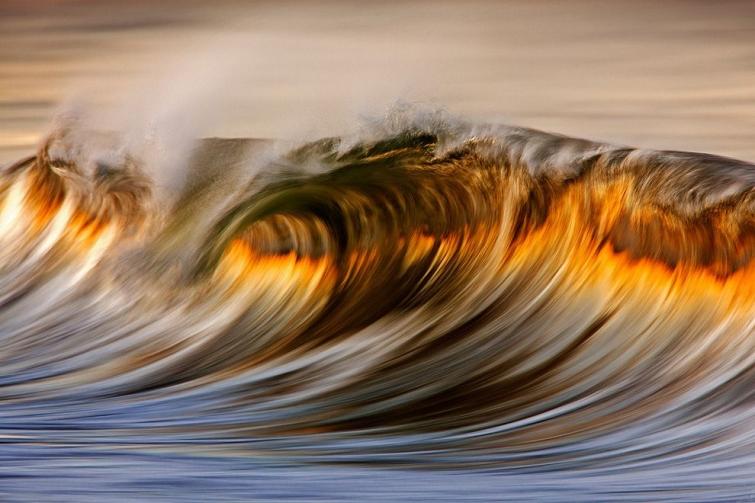 Огненные волны