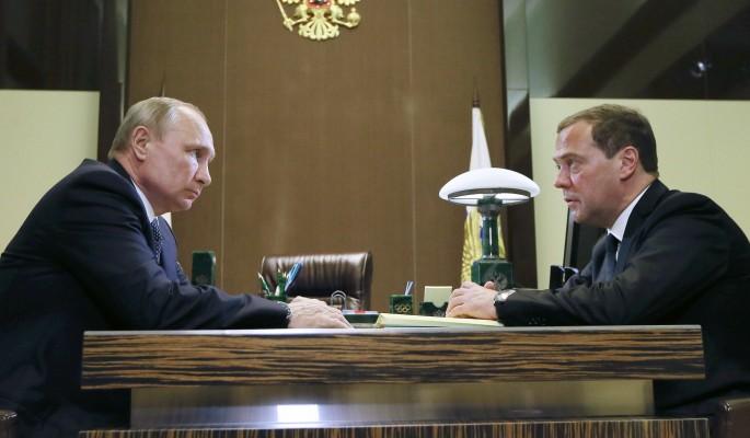 Путин резко перетасовал кома…