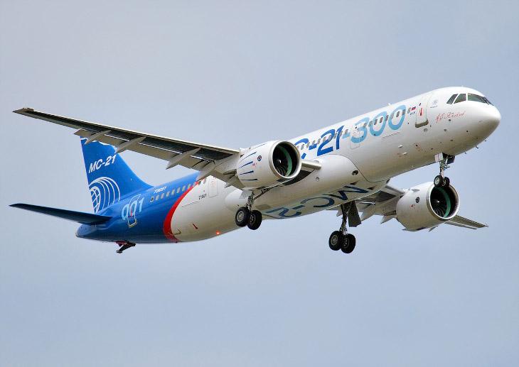 Новейшему российскому авиалайнеру созданы условия для успеха