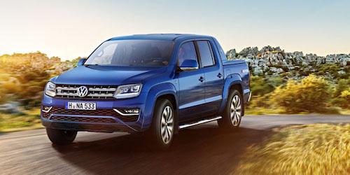 В России скупили все пикапы Volkswagen Amarok с мотором V6