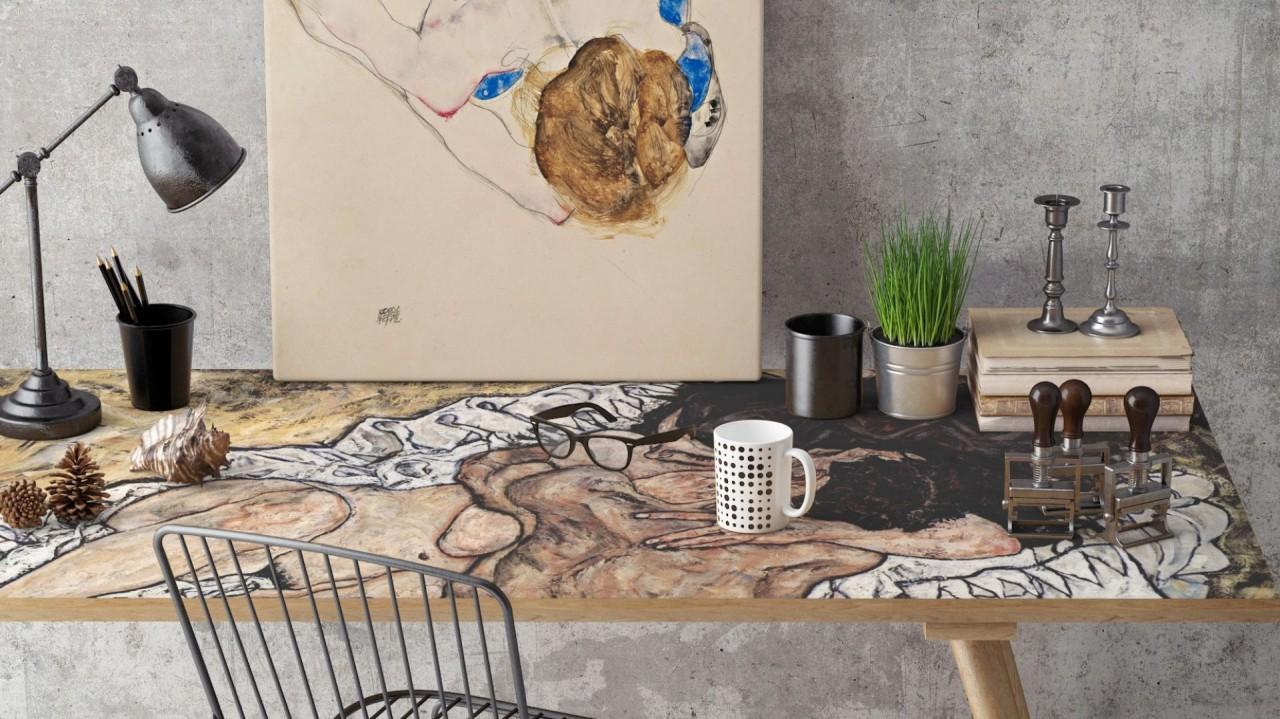 Искусство в доме — интерьер, вдохновленный живописью