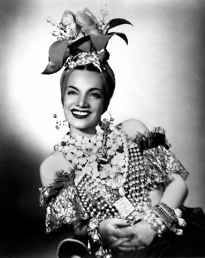ЗАРУБЕЖКА. Carmen Miranda