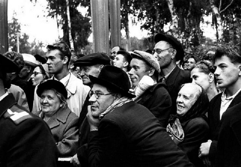 мужчины в СССР