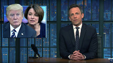 Seth Meyers Promises His Vote To A Democrat – On One Condition
