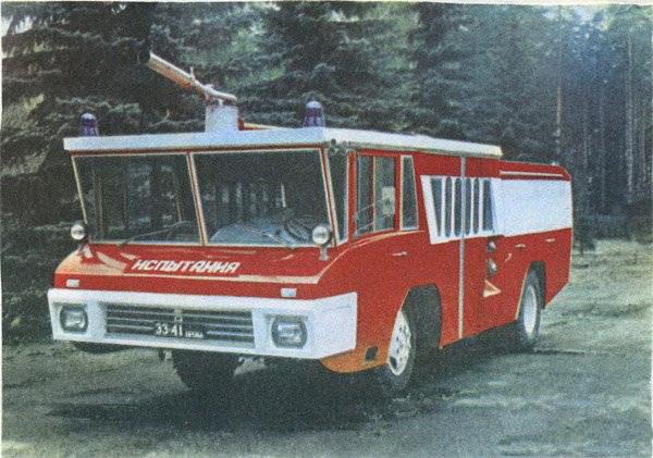 ЗИЛ -пожарный авто, автомобили, былое, история, машины, ссср