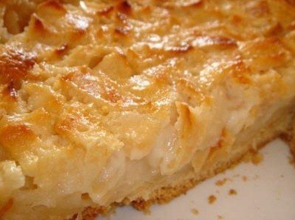 Цветаевский яблочный пирог. …