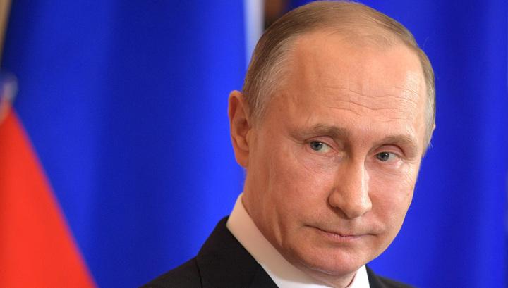 """Путин призвал Запад """"прекратить болтовню"""" и заняться делом"""