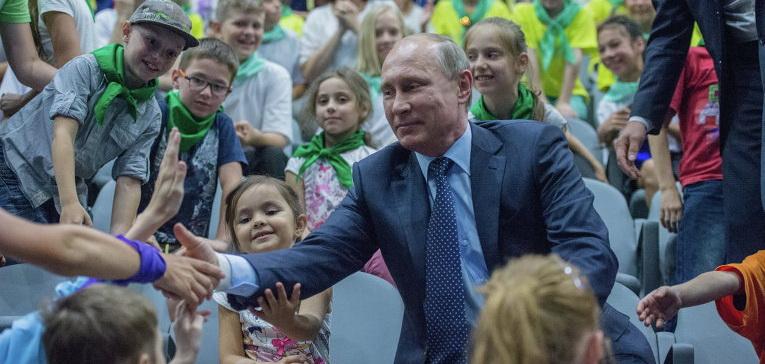 Кто он, мистер Путин?