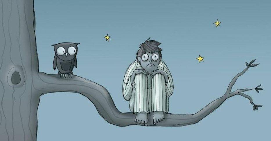Как одолеть бессонницу