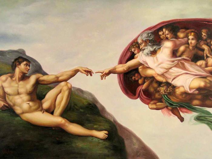 7 удивительных и незаметных на первый взгляд особенностей шедевров мировой живописииси(8 фото)