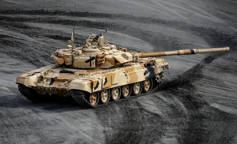 NI: Т-90 - лучший танк в мире, но как русские делают это?