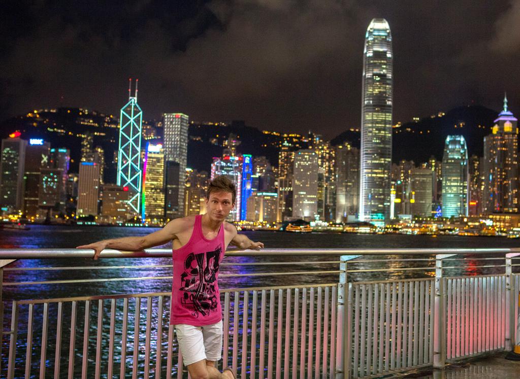 Гонконге знакомства