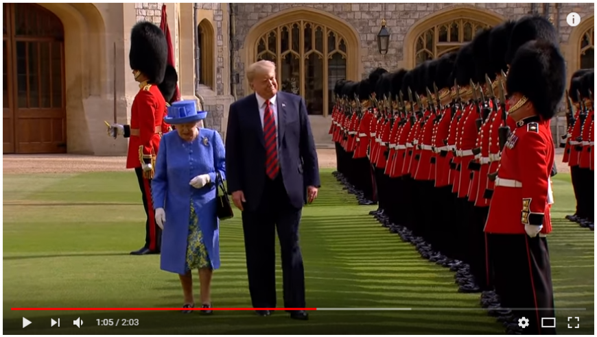 Британские принцы Чарльз и У…