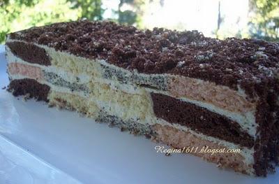 """Что-то я увлеклась тортами, но это необычное """"Ассорти"""""""