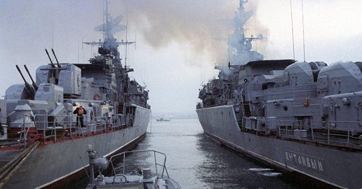 Представьте себе, что почти у каждого российского корабля есть гиперзвуковые ракеты