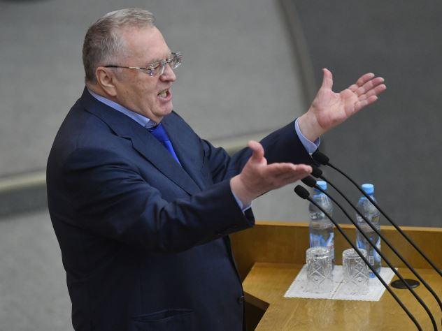 Жириновский раскрыл размер своей пенсии