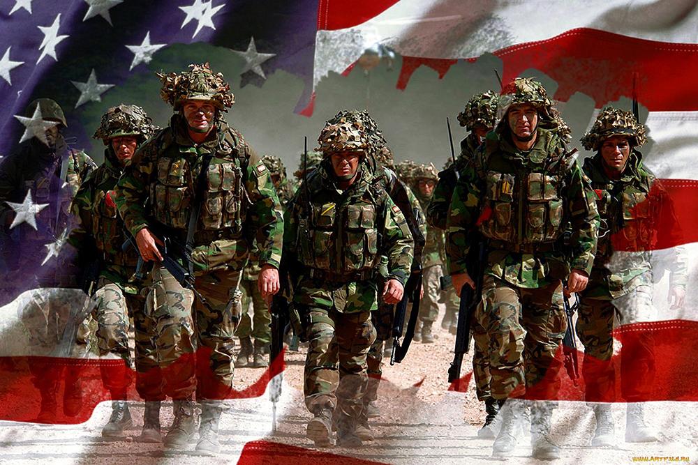 Очередное шоу Госдепа США: редкие спецназовцы