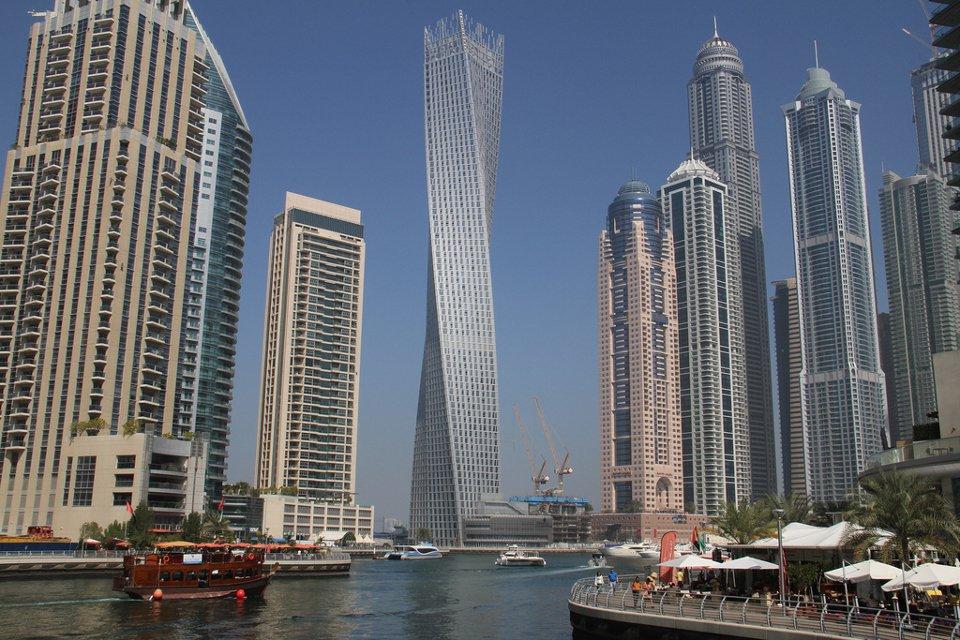 Десять самых высоких жилых зданий планеты