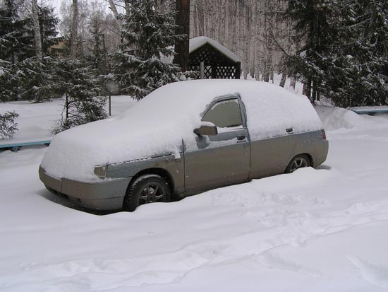 Пришла зима: 10 советов водителю
