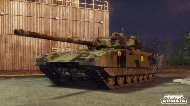 Семь российских городов украсят 15-метровыми танками из «Проекта Армата»