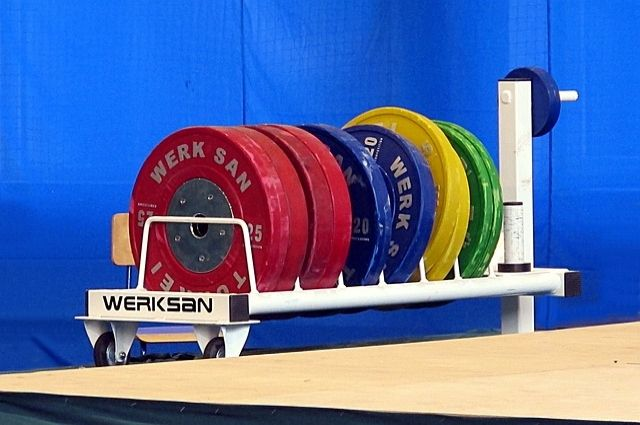 Тяжелая атлетика может не попасть в программу ОИ-2024