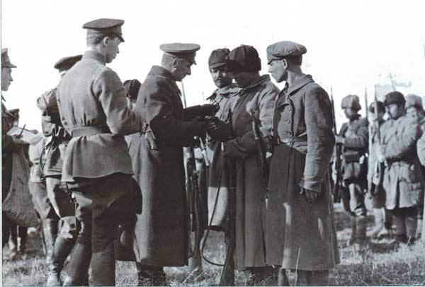 Пиррова победа колчаковских армий на Тоболе