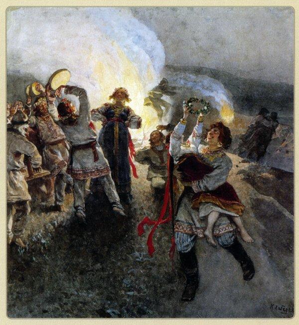 Русская история в картинах. Часть 1. Русь легендарная