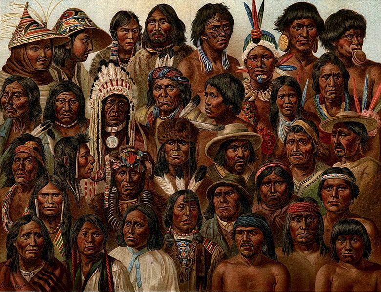 Индейцы Северной и Центральной Америки..