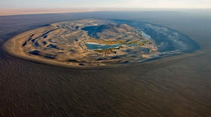 Атлантида была в Сахаре: новое исследование -7 фото-