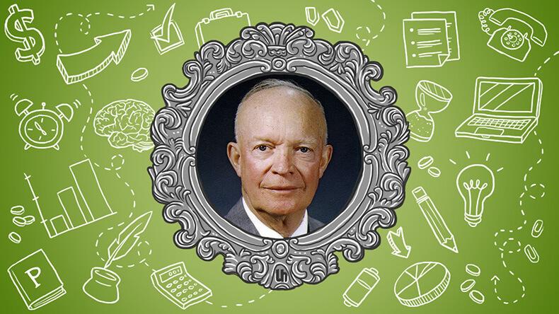 Раскрываем сектрет успешых людей — Матрица Эйзенхауэра