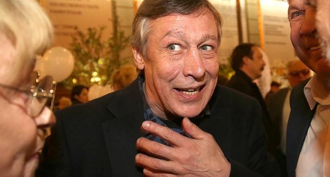Михаил Ефремов жестко разнес СССР в Киеве
