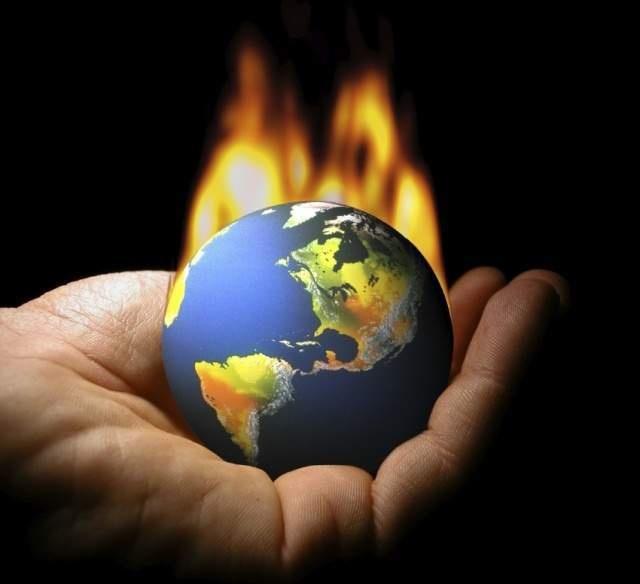 Изменение климата убьет боль…