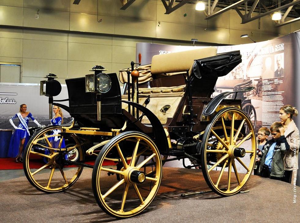 121 год первому русскому автомобилю