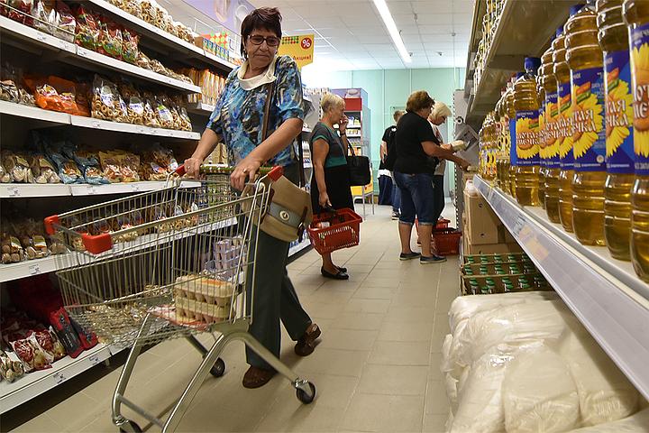 Прожиточный минимум в России увеличили из-за роста цен на продукты