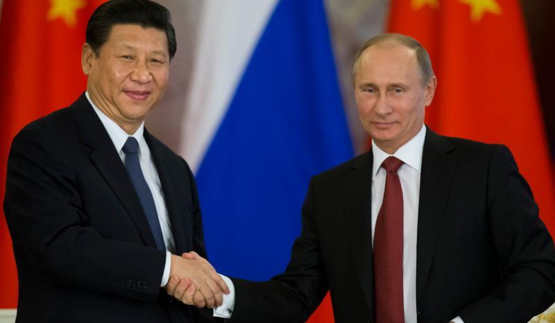 Москва и Пекин показали Ваши…