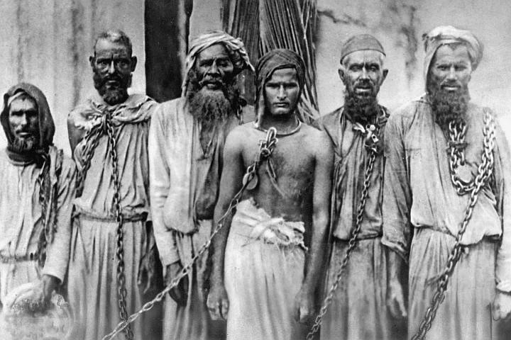 В мире насчитали 40 миллионов рабов