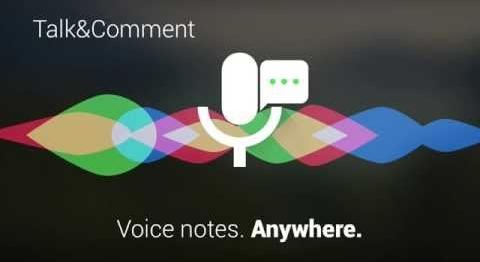 Как отправить голосовой комментарий или сообщение в соц. сетях