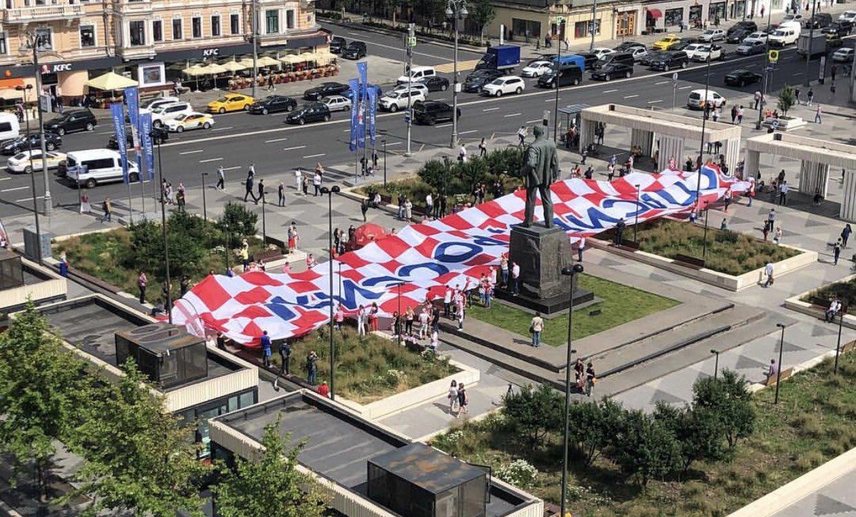 Хорватия благодарит Россию