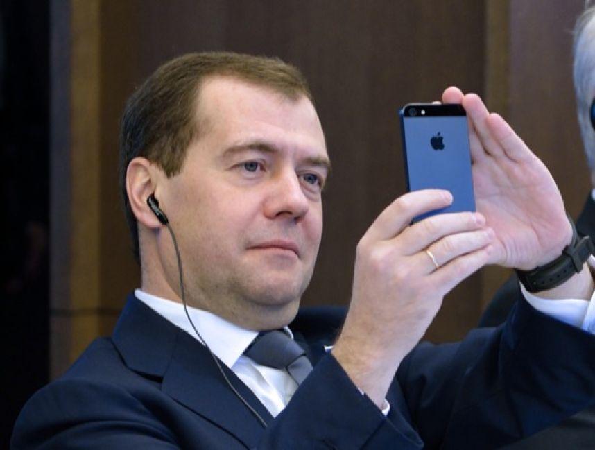 Медведев просит сделать опис…