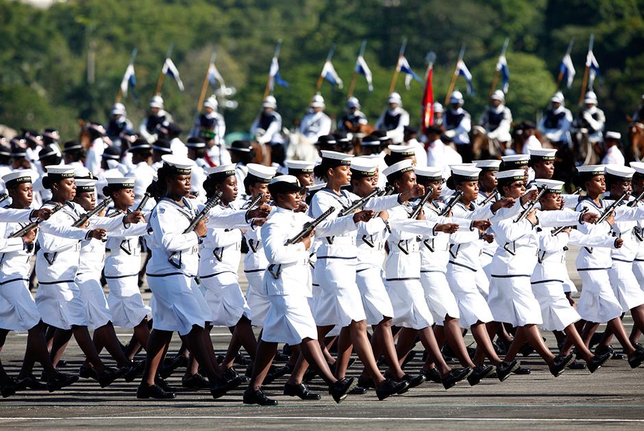 Женский полк Тринидада и Тобаго