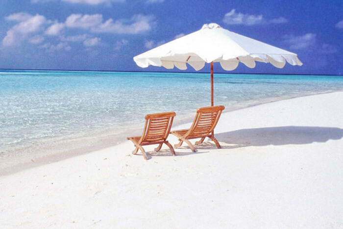 10 потрясающе красивых уединенных пляжей