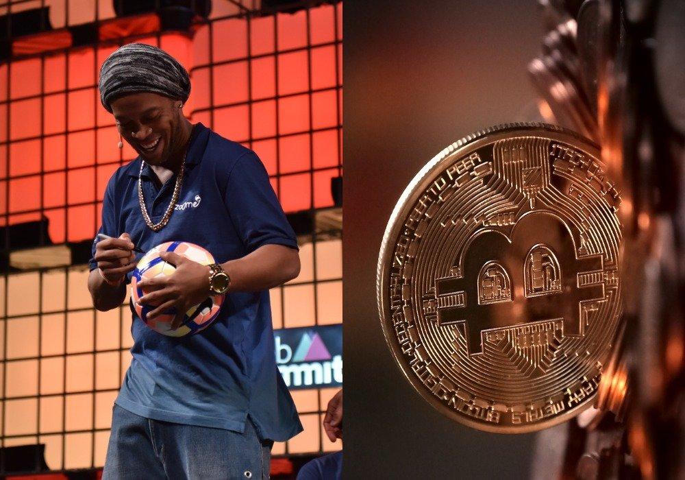 Роналдиньо запускает криптовалюту RS coin