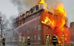 Нетолерантная Европа: Арабскую школу подожгли в Швеции