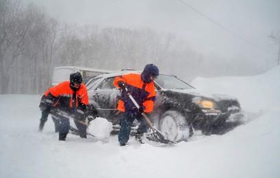 В Сибирь пришли аномальные морозы