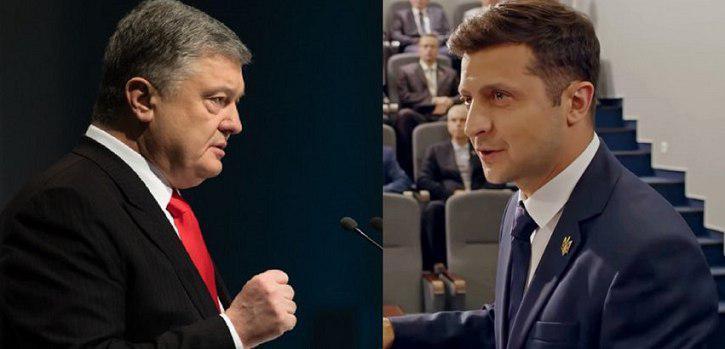Журналисты ВГТРК призвали коллег не искать разницу между двумя украинскими кандидатами-упырями